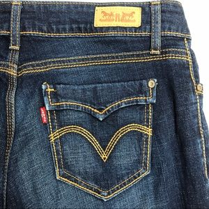 Levi's 529™ Curvy  Straight Leg Jeans 10M